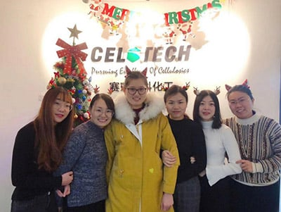 Greetings from Celotech!